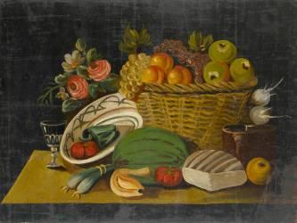 Nature morte (Anonyme) - Muzeo.com