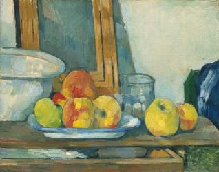 Nature morte au tiroir ouvert (Paul Cézanne) - Muzeo.com