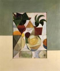 Nature Morte avec Pommes (Theo Van Doesburg) - Muzeo.com