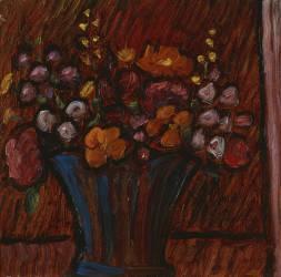 Nature Morte Florale (Alexej von Jawlensky) - Muzeo.com
