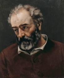Paul Chenavard peintre (Gustave Courbet) - Muzeo.com