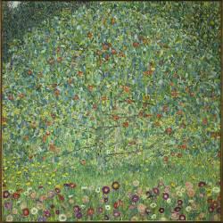 Pommier I (Gustav Klimt) - Muzeo.com