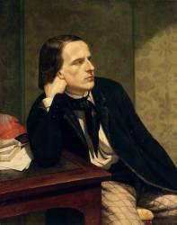 Portrait de Paul Ansout (Gustave Courbet) - Muzeo.com