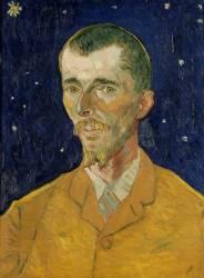 Portrait d'Eugène Boch (Van Gogh Vincent) - Muzeo.com