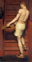 Potier romain (Lawrence Alma-Tadema) - Muzeo.com