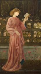 Princesse Sabra ou La Fille du Roi (Edward Burne-Jones) - Muzeo.com