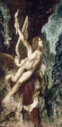 Prométhée. Variante (Moreau Gustave) - Muzeo.com