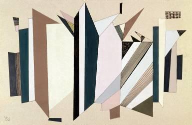 Sans titre (Wassily Kandinsky) - Muzeo.com