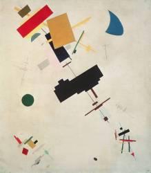 Composition Suprématiste (Kazimir Malevitch) - Muzeo.com