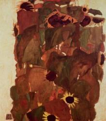 Tournesol II (Egon Schiele) - Muzeo.com