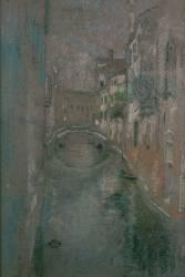 Venise (James Abbott McNeill Whistler) - Muzeo.com