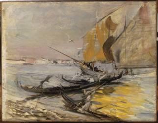 Venise (Boldini Giovanni) - Muzeo.com