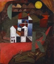 Villa R. (Paul Klee) - Muzeo.com