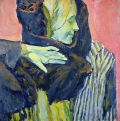Vision de l'éternité (Koloman Moser) - Muzeo.com