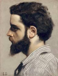 Zacharie Astruc (1835-1907), littérateur, peintre et sculpteur (Durand Charles Auguste Emile) - Muzeo.com