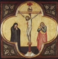 Crucifixion de Saint Jacques (Mello Da Gubbio) - Muzeo.com