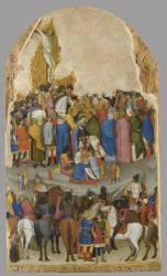 La Crucifixion (Giotto di Bondone) - Muzeo.com