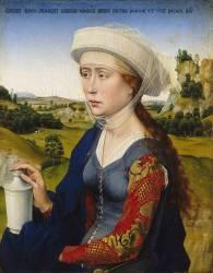 Triptyque de la famille Braque (Van der Weyden Rogier) - Muzeo.com