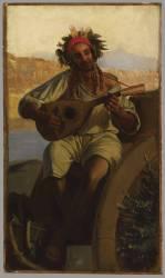 Figure de contadino (Léopold Robert) - Muzeo.com