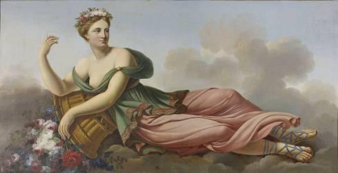 Flore (Dubois Louis-Jacques) - Muzeo.com