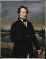 Jacques Antoine Manuel (1775-1827), homme politique (Michel-Martin Drölling) - Muzeo.com