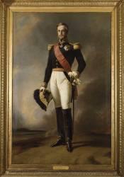 Le duc d'Aumale, gouverneur de l'Algérie (,D'après Winterhalter Franz...) - Muzeo.com