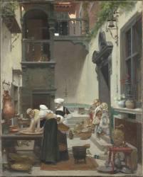 Le jour des cuivres (Galland Pierre-Victor) - Muzeo.com