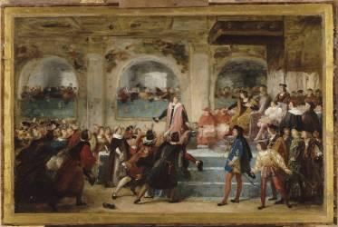 Louis XII proclamé