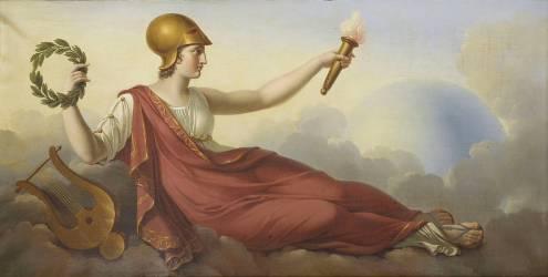 Minerve (Dubois Louis-Jacques) - Muzeo.com