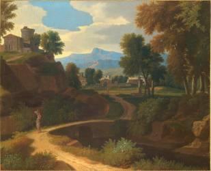 Paysage (Allegrain Etienne) - Muzeo.com