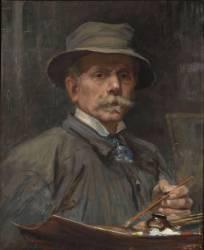 Portrait de l'auteur (Jeanniot Pierre Georges) - Muzeo.com
