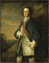 Portrait d'un officier anglais (Philippe Mercier) - Muzeo.com