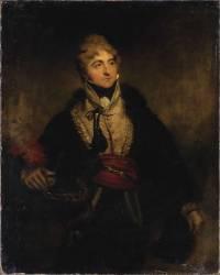 Portrait d'un officier anglais (Anonyme) - Muzeo.com