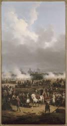 Prise de Bréda par le général Dumouriez, le 24 février 1793 (Lecomte Hippolyte) - Muzeo.com