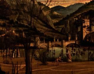Sainte Conversation (Vittore Carpaccio) - Muzeo.com
