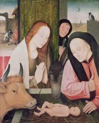 Adoration de l'Enfant (Bosch Jérôme;Bosch Jérôme) - Muzeo.com