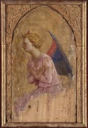Ange en adoration (Fra Angelico (dit), Guido di...) - Muzeo.com