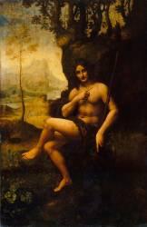 Bacchus (De Vinci Léonard) - Muzeo.com