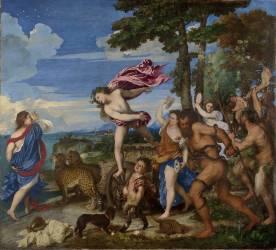 Bacchus et Ariane (Titien) - Muzeo.com