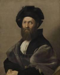 Balthazar Castiglione (Raphaël) - Muzeo.com