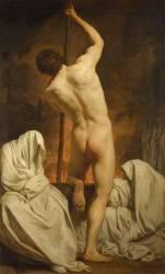 Caron passant les Ombres (Pierre Hubert Subleyras) - Muzeo.com