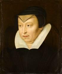Catherine de Médicis, reine de France (Anonyme) - Muzeo.com