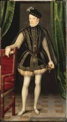 Charles IX, roi de France (François Clouet) - Muzeo.com
