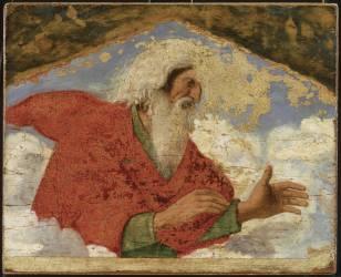 Dieu le Père (Cima da Conegliano Giovanni...) - Muzeo.com