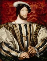 François Ier, roi de France (Clouet Jean) - Muzeo.com