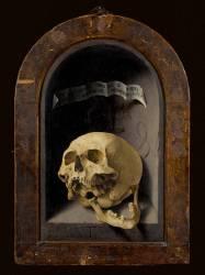 Gauche : Jean Carondelet (1469-1545), doyen de l'église de Besançon ; droit : Vierge à l'enfant (Gossaert Jan, Mabuse (dit)) - Muzeo.com