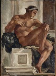 Ignudo (Jean-Baptiste Carpeaux) - Muzeo.com