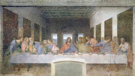 La Cène (Léonard de Vinci) - Muzeo.com