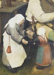 La danse des paysans (Brueghel Pieter le Vieux) - Muzeo.com