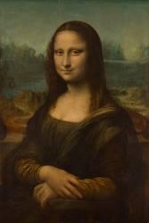 La Joconde, portrait de Mona Lisa (De Vinci Léonard) - Muzeo.com